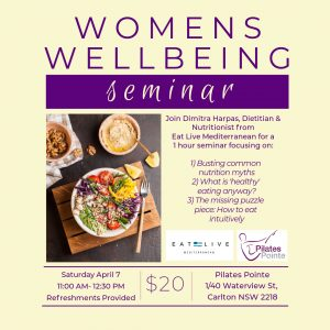 Pilates Point Womens Wellbeing